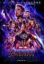 miniatura Avengers Endgame V02 Por Rka1200 cover carteles