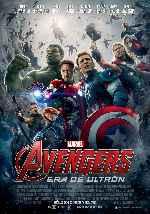 miniatura Avengers Era De Ultron Por Franvilla cover carteles
