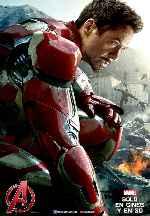 miniatura Avengers Era De Ultron V03 Por Rka1200 cover carteles