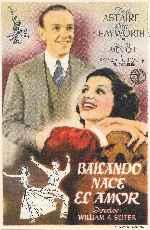 miniatura Bailando Nace El Amor V2 Por Koreandder cover carteles