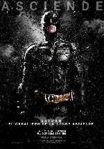 miniatura Batman El Caballero De La Noche Asciende V04 Por Rka1200 cover carteles