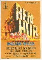 miniatura Ben Hur 1959 Por Vimabe cover carteles
