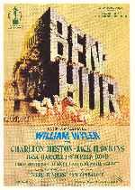 miniatura Ben Hur 1959 V2 Por Vimabe cover carteles