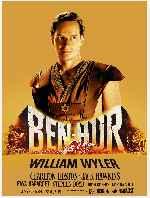 miniatura Ben Hur 1959 V3 Por Lupro cover carteles