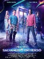 miniatura Bill & Ted Salvando El Universo Por Mrandrewpalace cover carteles