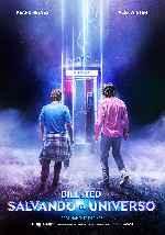 miniatura Bill & Ted Salvando El Universo V2 Por Mrandrewpalace cover carteles