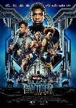miniatura Black Panther 2018 V2 Por Franvilla cover carteles