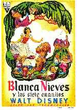 miniatura Blancanieves Y Los Siete Enanitos V3 Por Koreandder cover carteles