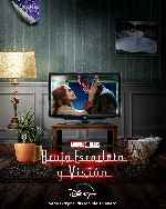 miniatura Bruja Escarlata Y Vision V07 Por Mrandrewpalace cover carteles