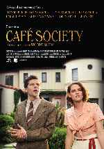 miniatura Cafe Society 2016 V2 Por Chechelin cover carteles