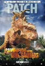 miniatura Caminando Entre Dinosaurios 2013 Custom V4 Por Peppito cover carteles