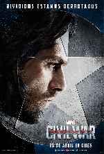 miniatura Capitan America Civil War V08 Por Franvilla cover carteles
