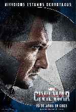 miniatura Capitan America Civil War V09 Por Franvilla cover carteles