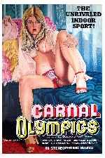 miniatura Carnal Olympics 1983 Xxx Por Lupro cover carteles