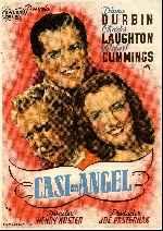 miniatura Casi Un Angel 1941 Por Lupro cover carteles