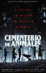 miniatura Cementerio De Animales 2019 V2 Por Chechelin cover carteles