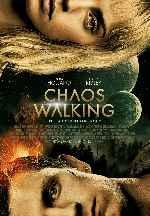 miniatura Chaos Walking Por Chechelin cover carteles
