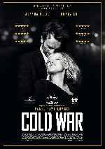 miniatura Cold War 2018 Por B Odo cover carteles