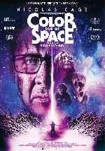 miniatura Color Out Of Space Por Chechelin cover carteles