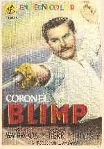 miniatura Coronel Blimp Por Koreandder cover carteles