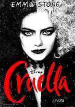 miniatura Cruella V2 Por Franvilla cover carteles