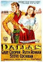 miniatura Dallas 1950 Por Melegar cover carteles
