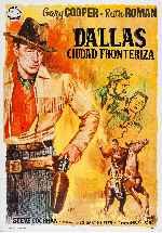 miniatura Dallas Ciudad Fronteriza V2 Por Peppito cover carteles
