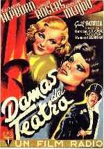 miniatura Damas Del Teatro Por Alcor cover carteles