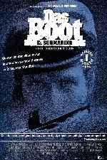 miniatura Das Boot El Submarino 1981 Por Overcraft cover carteles