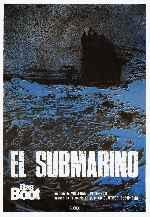 miniatura Das Boot El Submarino 1981 V2 Por Peppito cover carteles
