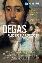 miniatura Degas Pasion Por La Perfeccion Por Chechelin cover carteles