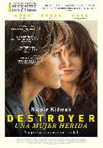 miniatura Destroyer Una Mujer Herida Por Chechelin cover carteles
