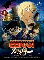 miniatura Detective Conan El Caso Zero Por Chechelin cover carteles