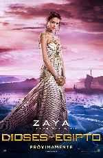 miniatura Dioses De Egipto V02 Por Chechelin cover carteles