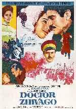 miniatura Doctor Zhivago V3 Por Peppito cover carteles