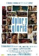 miniatura Dolor Y Gloria 2019 Por Chechelin cover carteles