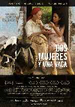 miniatura Dos Mujeres Y Una Vaca Por Chechelin cover carteles
