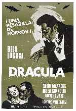 miniatura Dracula 1931 Por Peppito cover carteles