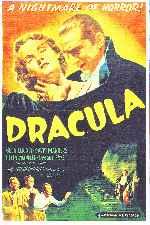 miniatura Dracula 1931 V2 Por Lupro cover carteles