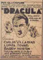 miniatura Dracula 1931 V3 Por Alcor cover carteles