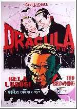 miniatura Dracula 1931 V8 Por Lupro cover carteles