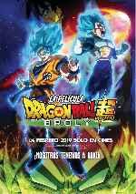 miniatura Dragon Ball Super Broly Por Chechelin cover carteles