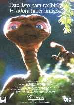 miniatura E T El Extraterrestre V3 Por Husci cover carteles