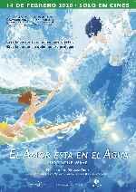 miniatura El Amor Esta En El Agua V2 Por Chechelin cover carteles