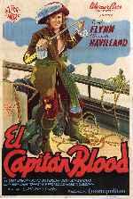 miniatura El Capitan Blood V11 Por Lupro cover carteles