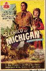 miniatura El Chico De Michigan V2 Por Lupro cover carteles