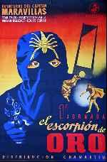 miniatura El Escorpion De Oro V2 Por Lupro cover carteles