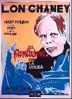 miniatura El Fantasma De La Opera 1925 V2 Por Lupro cover carteles