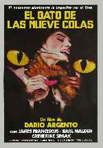 miniatura El Gato De Las Nueve Colas Por Lupro cover carteles