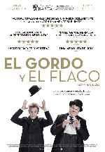 miniatura El Gordo Y El Flaco 2018 Por Chechelin cover carteles
